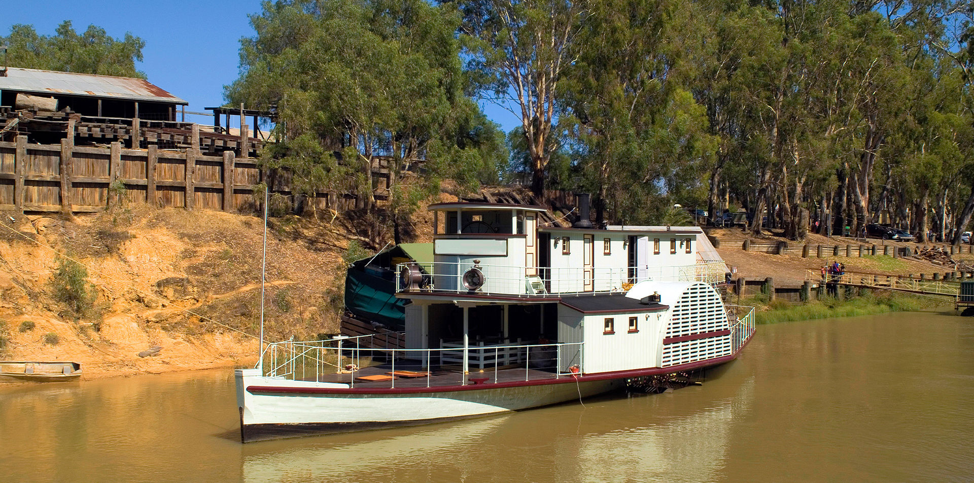 Touring the Murray